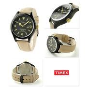 Đồng hồ nam dây da Timex TW2P74900 (Nâu)