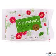 [HONEYDEAL] Băng vệ sinh Yejimiin Mild cotton 16p M - 01011MYMKR