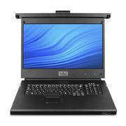 Màn hình LCD 18.5-inch tích hợp KVM IP, 8 cổng (1U 18.5-inch LCD console w/USB touchpad & pre-mounte...