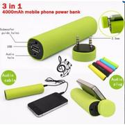 Loa 3 in 1 Power Jam 4000mah