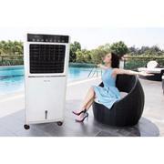 Máy Làm Lạnh Không Khí (Kachi ESC12-20PC - Trắng Đen)
