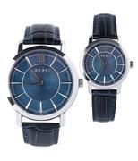 Đồng hồ nam nữ Julius JA808L - Xanh đen