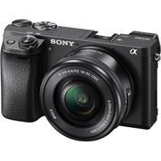 Máy ảnh Sony A6300 lens 55-210mm