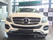 Mercedes-Benz Gle400 Exclusive AT 2016