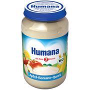 Thức ăn dinh dưỡng Humana táo chuối phô mai