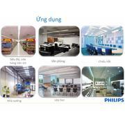 Bộ Tuýp Led Liền Máng Philips Slimline 31081 9W 0,6m (Trắng, Vàng)