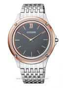 Citizen Eco-Drive One Collection Ultra Slim Men's Watch AR5004-59H