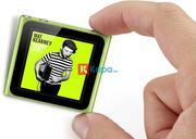 Máy Nghe Nhạc Mp4 Nano Mini Gen 6 4Gb
