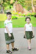 Genii Kids - Áo thun hình ngôi sao (2Tuổi-11Tuổi)