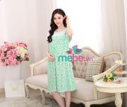 Váy bầu hoa nhí MB1520-1