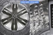Máy giặt Samsung Inverter 18 kg WA18M8700GV/SV