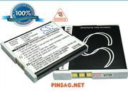 Pin SHARP SH05, SH901iS (Cameronsino)