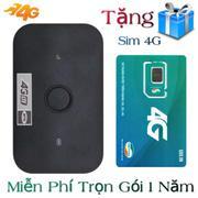 Bộ WiFi 4G Di Động E5573 Kèm Sim 4G Viettel Miễn Phí 1 Năm (VIP)