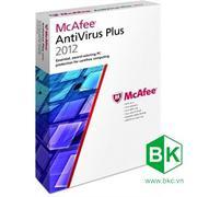 Phần mềm AntivirusMcAfee Plus
