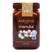 Mật ong Airborne Manuka 12+ (New Zealand) - Giao hàng