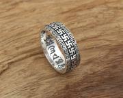 Nhẫn bạc NB015