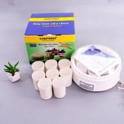 Máy làm sữa chua CHEFMAN CM-301 - 16 cốc nhựa