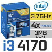 Bộ vi xử lý CPU Intel Core i3-4170 3.7 GHz / 3MB / HD 4400 Graphics  / Socket 1150 (Haswell refresh)