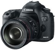 Canon EOS 5D Mark III kit (Ống kính EF 24-105 L IS USM)
