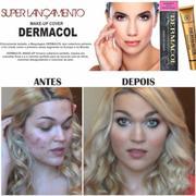 Kem nền che khuyết điểm, hình xăm hoàn hảo 211 Dermacol Make up Cover SPF30 30g - Hồng Nhung Online