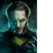 Ảnh decal bóc dán Logan Wolverine