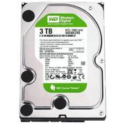 Ổ cứng HDD WD Caviar Green 7200 Sata3 64M 3TB (Bạc)
