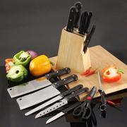 Bộ dao kéo nhà bếp kèm kệ cài tiện dụng