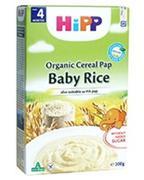 Bột ăn dặm DD gạo nhũ nhi HiPP 200g