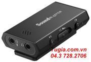 Cạc Sound Creative Sound Blaster E3 (DAC) Bluetooth, NFC, Pin 850mAh