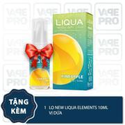 Bộ sản phẩm iGink iBox 65W (Yellow) tặng 1 lọ tinh dầu New Liqua 10ml vị Thuốc lá nhẹ