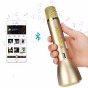 Micro hát karaoke kèm loa bluetooth K088 (BQ183)