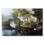 Tranh in canvas sơn dầu Thế Giới Tranh Đẹp Scenery 011