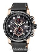 Citizen Eco-Drive Global Radio Controlled Chronograph Men's Watch AT8126-02E