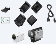 Máy quay phim Action Cam HDR-AS300R (có Live View Remote)