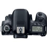 Canon EOS 77D Body - Tặng kèm 1 Thẻ nhớ 16Gb + 1 Bóng thổi bụi + 1 Khăn lau lens + Dán màn hình - Hà...