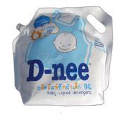 Túi dung dịch giặt Dnee (xanh) (1800ml)