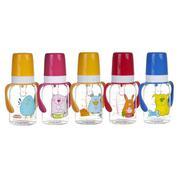 Bình sữa in hình có tay cầm (BPA%) 120ml Canpol 11/823