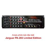 AMPLY JARGUAR 203 LIMITED