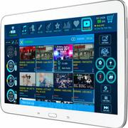 Đầu karaoke wifi Online & Offline HDD 2TB Android Acnos KM6