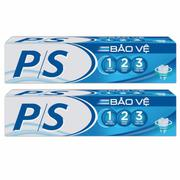 Bộ 2 kem đánh răng P/S bảo vệ 123 240g - SAMSUNG CONNECT
