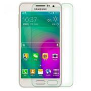 Kính cường lực cho Samsung Galaxy A3 (Trong suốt) - Hàng nhập khẩu