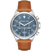 Đồng hồ Nam dây da MICHAEL KORS MK8490 45MM (Nâu)