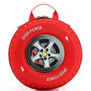 Balo bánh xe 3D cho bé (Đỏ )