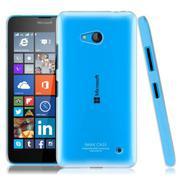 Ốp lưng nhựa trong phủ Nano chống xước Imak OIMHTC17 cho Microsoft Lumia 640