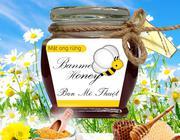 Mật ong chanh đào, mật ong nguyên chất Tây Nguyên