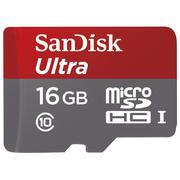 Thẻ nhớ MicroSDHC SanDisk Ultra 16GB