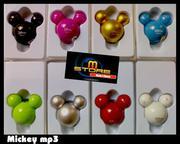 MÁY NGHE NHẠC CHUỘT MICKEY CỰC XINH (Mã SP:  Máy nghe nhạc Mickey )