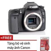Canon EOS 70D 20MP Body (Đen) + Tặng bộ vệ sinh máy ảnh Canon
