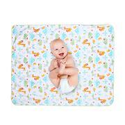 Infant Nursery Cashmere Newborn Baby Receiving Blankets Swaddling - intl