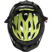 Mũ bảo hiểm xe đạp địa hình 500 - Đen